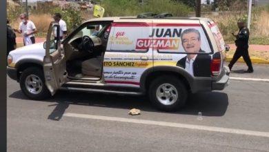 Photo of Moroleón: atacan a tiros al candidato Juan Guzmán