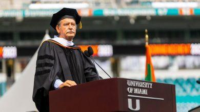 Photo of Universidad de Miami otorga 'Honoris Causa' a Vicente Fox