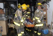 Photo of «Intentaron apagar el fuego con agua y empezó a arder más»